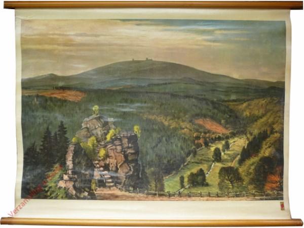 4 - Harz mit Eckertal und Brocken